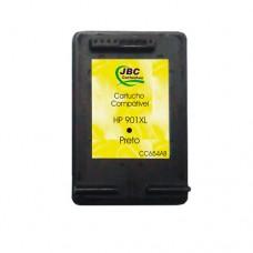 Cartucho Compatível HP 901XL preto - 20ml - CX 01 UN
