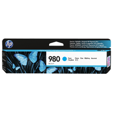 Cartucho Original HP 980 ciano - 86,5ml - CX 01 UN