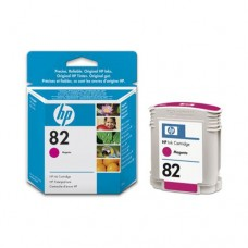 Cartucho Original HP 82 magenta - 69ml - CX 01 UN