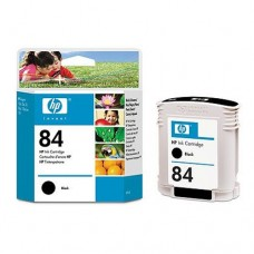 Cartucho Original HP 84 preto - 69ml - CX 01 UN