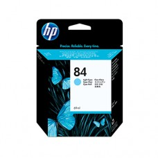 Cartucho Original HP 84 ciano claro - 69ml - CX 01 UN