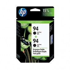 Cartucho Original HP 94 preto duplo - 11ml cada - CX 02 UN