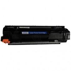 Toner Compatível HP CB435A preto CX01 UN