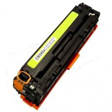 Toner Compatível HP CB542A/CE322A/CF212A amarelo CX01 UN
