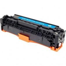 Toner Compatível HP CC531A ciano CX01 UN