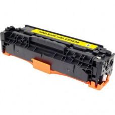 Toner Compatível HP CC532A amarelo CX01 UN