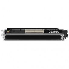 Toner Compatível HP CE310A preto CX01 UN