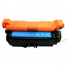 Toner Compatível HP CE401A ciano CX01 UN