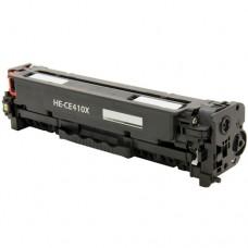Toner Compatível HP CE410X preto CX01 UN