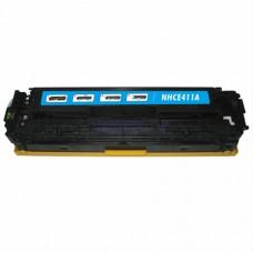 Toner Compatível HP CE411A ciano CX01 UN