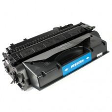 Toner Compatível HP CE505X preto CX01 UN