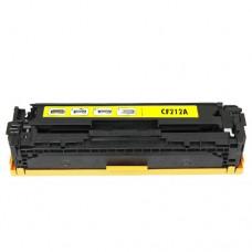 Toner Compatível HP CF212A amarelo CX01 UN
