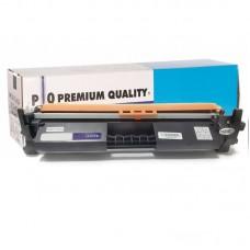 Toner Compatível HP CF217A preto CX01 UN
