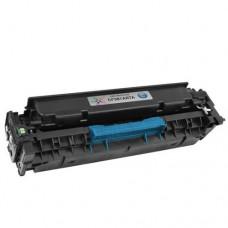 Toner Compatível HP CF381A ciano CX01 UN