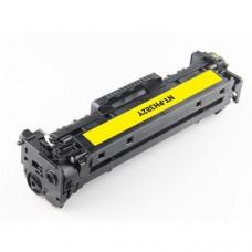 Toner Compatível HP CF382A amarelo CX01 UN