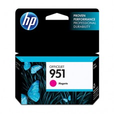 Cartucho Original HP 951 magenta - 8ml - CX 01 UN