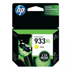 Cartucho Original HP 933XL amarelo - 8,5ml - CX 01 UN
