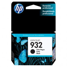 Cartucho Original HP 932 preto - 8,5ml - CX 01 UN