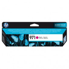 Cartucho Original HP 971 magenta - 31,5ml - CX 01 UN