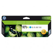 Cartucho Original HP 971XL ciano - 86,5ml - CX 01 UN