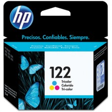 Cartucho Original HP 122 colorido - 2ml - CX 01 UN