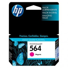 Cartucho Original HP 564 magenta - 4ml - CX 01 UN