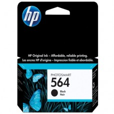 Cartucho Original HP 564 preto - 7,5ml - CX 01 UN