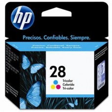 Cartucho Original HP 28 colorido - 9ml - CX 01 UN