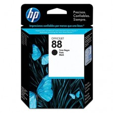 Cartucho Original HP 88 preto - 24,5ml - CX 01 UN