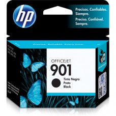 Cartucho Original HP 901 preto - 4,5ml - CX 01 UN