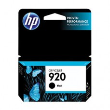 Cartucho Original HP 920 preto - 11ml - CX 01 UN