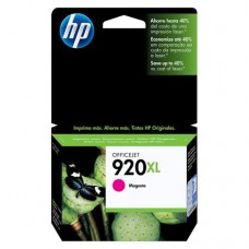 Cartucho Original HP 920XL magenta - 6,5ml - CX 01 UN
