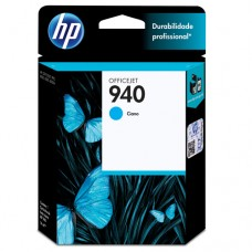 Cartucho Original HP 940 ciano - 10ml - CX 01 UN
