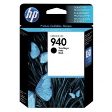 Cartucho Original HP 940 preto - 22ml - CX 01 UN