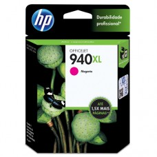 Cartucho Original HP 940XL magenta - 19ml - CX 01 UN