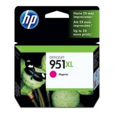 Cartucho Original HP 951XL magenta - 17ml - CX 01 UN