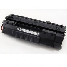 RECARGA Toner HP Q7553A preto CX 01 UN