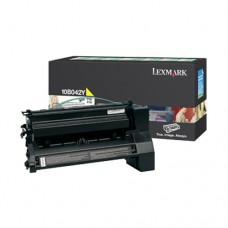 Toner Original Lexmark 10B042Y amarelo CX 01 UN
