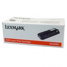Toner Original Lexmark 10S0063 preto CX 01 UN