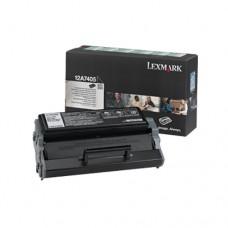 Toner Original Lexmark 12A7405 preto CX 01 UN