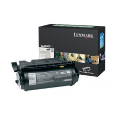 Toner Original Lexmark 12A7465 preto CX 01 UN
