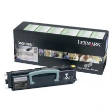 Toner Original Lexmark 34018HL preto CX 01 UN