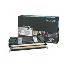 Toner Original Lexmark C5220KS preto CX 01 UN