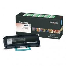 Toner Original Lexmark E260A11L preto CX 01 UN