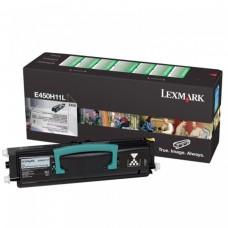 Toner Original Lexmark E450H11L preto CX 01 UN