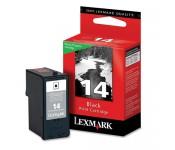 Cartucho Original Lexmark 14 - 18C2090 preto CX 01 UN