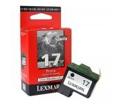 Cartucho Original Lexmark 17 - 10N0217 preto CX 01 UN