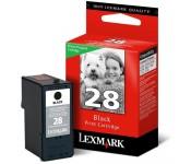 Cartucho Original Lexmark 28 - 18C1428 preto CX 01 UN