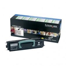 Toner Original Lexmark X203A11G preto CX 01 UN