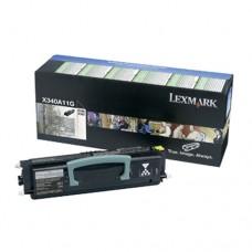 Toner Original Lexmark X340A11G preto CX 01 UN